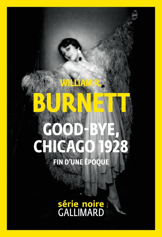 Good-bye, Chicago 1928, Fin d'une époque