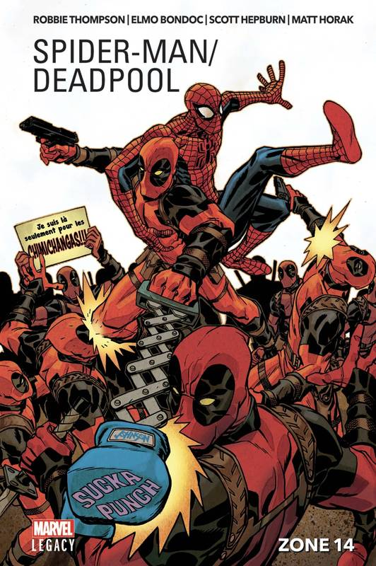 Spider-Man/Deadpool T02 : Zone 14
