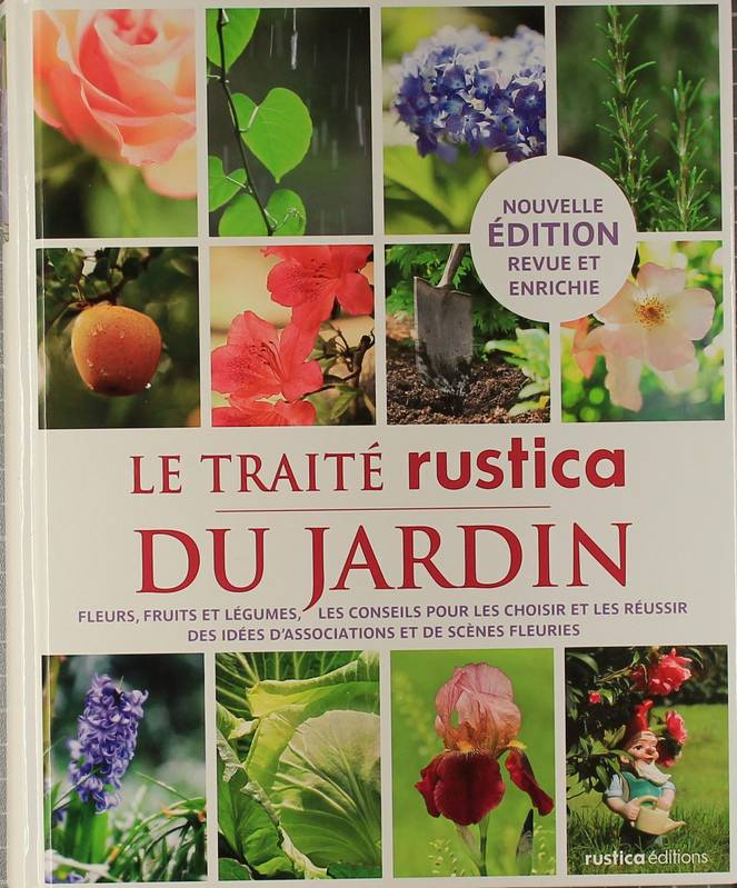 livre traite du jardin guylaine goulfier rustica les traites rus 9782815300889 la galerne. Black Bedroom Furniture Sets. Home Design Ideas