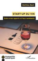 Start-up du vin, Entre vrais apports et faux semblants