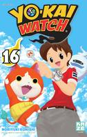 16, Yo-kai Watch T16