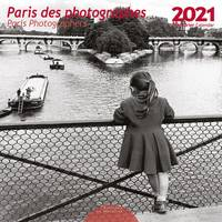 Calendrier 2021 Paris des photographes
