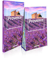 PROVENCE (GUIDE ET CARTE LAMINEE)