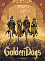 1, Golden Dogs - Tome 1 - Fanny