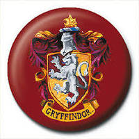 Pin's Gryffindor - Harry Potter