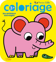 Coloriage M.Billet Animaux Sau