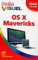 Poche Visuel OS X Mavericks, Maxi Volume