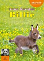 Billie, Livre audio 1CD MP3 - 347 Mo