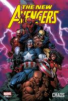 1, The new Avengers / Chaos / Marvel Deluxe