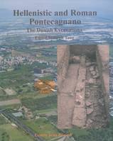 Hellenistic and Roman Pontecagnano, The Danish Excavations in Proprietà Avallone 1986-1990