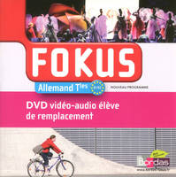 FOKUS ALLEMAND TLE 2012 DVD AUDIO-VIDEO ELEVE DE REMPLACEMENT