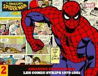 Amazing Spider-Man : Les comic strips T02, 1979-1981