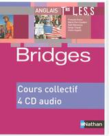 Bridges Term. L, ES, S - CD classe / 4 CD audio