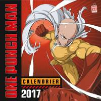 One punch man / calendrier 2017