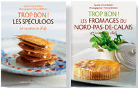 LOT TROP BON -  SPECULOS / FROMAGES NORD PAS CALAI