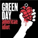 AMERICAN IDIOT-CD  GREEN DAY - NOUVELLE VERSION