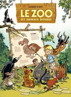 Le Zoo des animaux disparus - tome 01