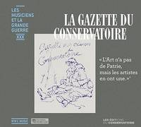 LA GAZETTE DU CONSERVATOIRE - CD