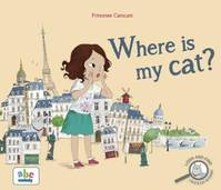 WHERE IS MY CAT ?