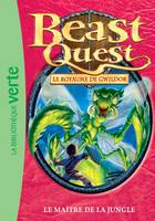 Beast Quest 34 - Le maître de la jungle
