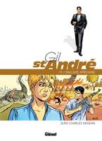 Gil St-André, 11, Gil Saint-André - Tome 11, Ballade africaine