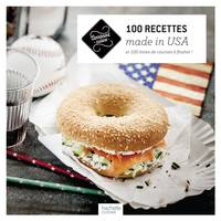 100 recettes made in USA, et 100 listes de courses à flasher !
