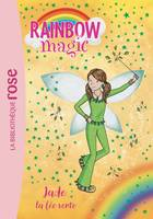Rainbow Magic 04 - Jade, la fée verte