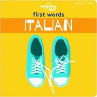 First Words - Italian - 1ed - Anglais
