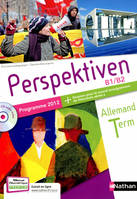 Perspektiven Term S  ES  L, Elève+CD