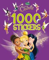 1000 Stickers Fée Clochette
