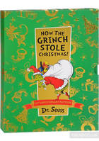 HOW THE GRINCH STOLE CHRISTMAS ! (60TH ANNIVERSARY EDITION - SLIPCASE)
