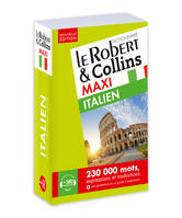 Dictionnaire Le Robert  Collins Maxi Italien