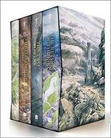 COFFRET THE HOBBIT + THE LORD OF THE RING - HARPER COLLINS
