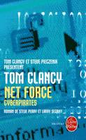 7, NET FORCE 7 : CYBERPIRATES, roman