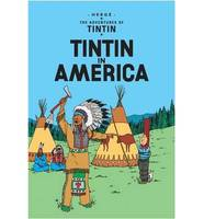 The adventures of Tintin, Tintin in America, Livre broché