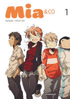 1, Mia & Co  - Tome 1 - Mia & Co - tome 1