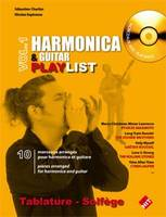 Harmonica & guitare playlist
