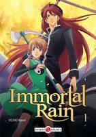 1, Immortal Rain - vol. 01