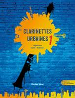 clarinettes urbaines1 cycle 1 vol 1