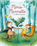 Mimie-Marmotte / la collection de graines, LA COLLECTION DE GRAINES