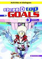 Three D Top Goals 3e DP CD audio
