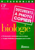 BIOLOGIE DOCUMENTS A PHOTOCOPIER CP
