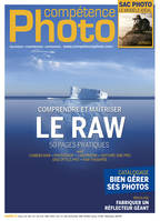 COMPETENCE PHOTO N 53 - COMPRENDRE ET MAITRISER LE RAW