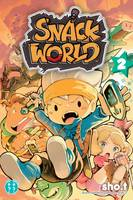 2, Snack world