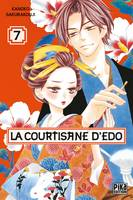 7, La courtisane d'Edo T07