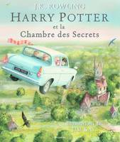 Harry Potter et la chambre des secrets - Harry Potter T02 (illustré)