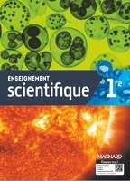 Enseignement scientifique 1re (2019) - Manuel élève