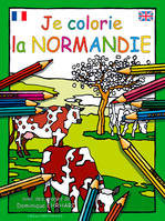 Je colorie la Normandie