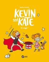 Kevin and Kate, Tome 04, It's magic !