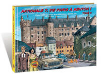 NATIONALE 7, DE PARIS A MENTON
